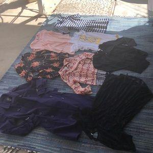 Beautiful GAP &others 8 item luxury funpack (406)